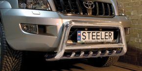 Přední rámy Steeler pro Toyota Land Cruiser 120 2003-2009 Typ G