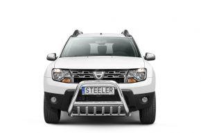 Přední rámy Steeler pro Dacia Duster 2010-2014-2018 Typ G