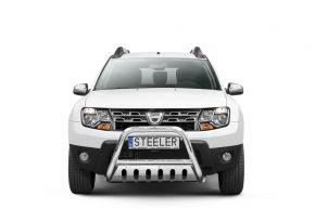 Přední rámy Steeler pro Dacia Duster 2010-2014-2018 Typ S