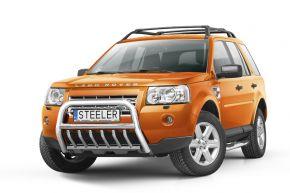 Přední rámy Steeler pro LAND ROVER FREELANDER II 2007-2014 Typ G