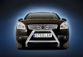 Přední rámy Steeler pro Nissan Qashqai 2007-2010 Typ A