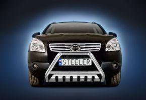 Přední rámy Steeler pro Nissan Qashqai 2007-2010 Typ S