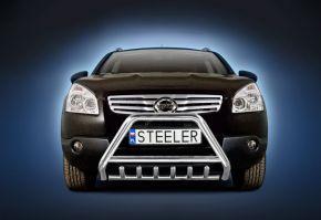 Přední rámy Steeler pro Nissan Qashqai 2007-2010 Typ G