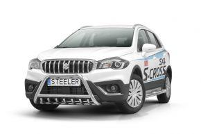 Přední rámy Steeler pro SUZUKI SX4 S-CROSS 2016- Typ G