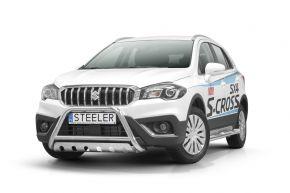 Přední rámy Steeler pro SUZUKI SX4 S-CROSS 2016- Typ S