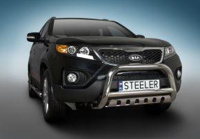 Přední rámy Steeler pro Kia Sorento 2010-2012 Typ S