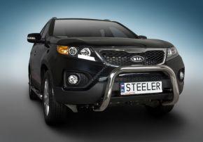 Přední rámy Steeler pro Kia Sorento 2010-2012 Typ U