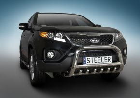 Přední rámy Steeler pro Kia Sorento 2010-2012 Typ G