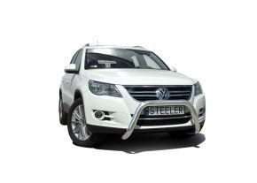 Přední rámy Steeler pro Volkswagen Tiguan 2010- Typ U