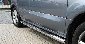 Boční nerezové rámy pro Suzuki Jimny