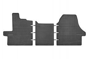 Gumové autokoberce pro PEUGEOT BOXER 3ks 2014-