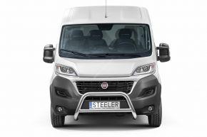 Přední rámy Steeler pro FIAT DUCATO 2006-2016 Typ A