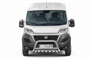 Přední rámy Steeler pro FIAT DUCATO 2006-2016 Typ S