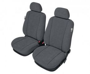 Autopotahy ELEGANCE na přední sedačky Nissan X-Trail I-II do 2013 Přizpůsobené potahy