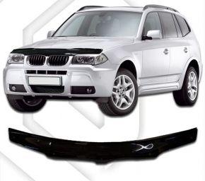 Deflektory přední masky pro BMW X3 E83 2003-2010