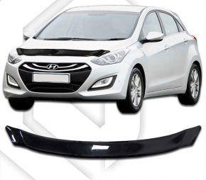 Deflektory přední masky pro HYUNDAI i30 hatchback 2012–up