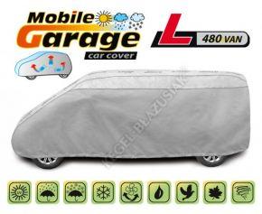 PLACHTA NA AUTOMOBIL MOBILE GARAGE L480 van Volkswagen T6 D. 470-490 cm