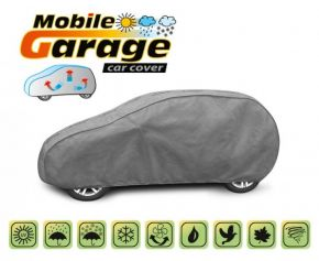 PLACHTA NA AUTOMOBIL MOBILE GARAGE hatchback Chevrolet Spark od 2009 D. 355-380 cm