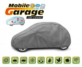 PLACHTA NA AUTOMOBIL MOBILE GARAGE hatchback Chevrolet Spark do 2009 D. 335-355 cm