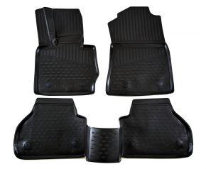 Gumové autokoberce BMW 1 Series (E87) 2004-2011 4ks