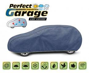 Měkká membránová ochranná plachta na celé auto PERFECT GARAGE hatchback/kombi Volvo V40 d. 430-455 cm