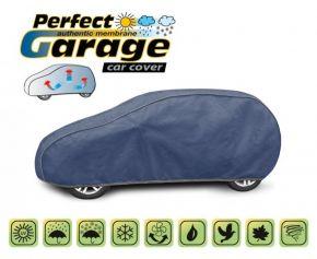 Měkká membránová ochranná plachta na celé auto PERFECT GARAGE hatchback
