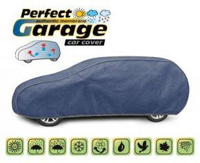 Měkká membránová ochranná plachta na celé auto PERFECT GARAGE hatchback/kombi Jaguar X-Type kombi d. 455-485 cm
