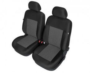 Autopotahy PERUN na přední sedačky Fiat Idea Přizpůsobené potahy