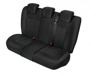 Autopotahy POSEIDON na zadní nedělenou sedačku Hyundai i10 II od 2013 Přizpůsobené potahy