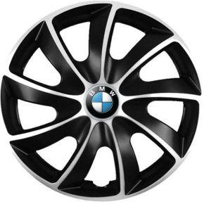 "Poklice pro BMW 13"", QUAD BICOLOR 4ks"