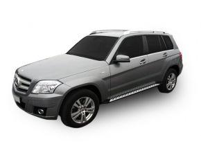 Boční nášlapy pro Mercedes GLK OE Style 2009-