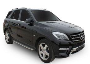 Boční nášlapy pro Mercedes Benz ML W-166 OE Style 2012-
