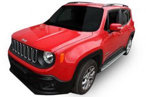 Boční nášlapy pro Jeep Renegade 2014-up