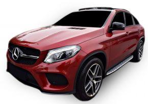 Boční nášlapy pro Mercedes GLE coupe 2015-2019