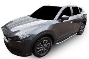 Boční nášlapy pro Mazda CX-5 2017-up