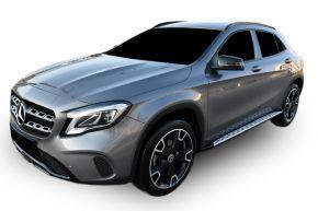Boční nášlapy pro Mercedes GLA X156 2015-up
