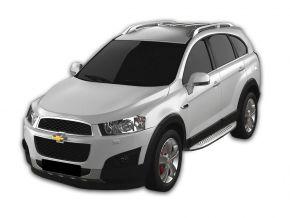 Boční nášlapy pro Chevrolet Captiva 2012-2018