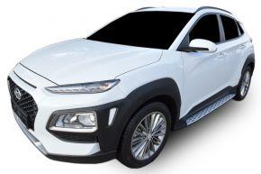 Boční nášlapy pro Hyundai Kona 2017-up