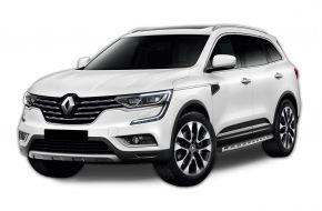 Boční nášlapy pro Renault Koleos 2016-up