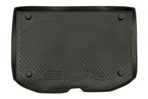 Gumová vana do kufru pro CITROEN C3 PICASSO 2009-2016
