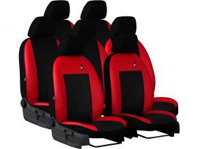 Autopotahy na míru Koža ROAD AUDI Q7 II 7m. (2015-2020)