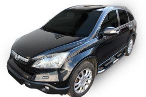 Boční nerezové rámy pro Honda CR-V 2006-2012