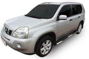 Boční nerezové rámy pro Nissan X-Trail T31 2007-2013