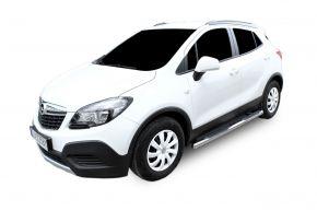 Boční nerezové rámy pro Opel Mokka 2012-up