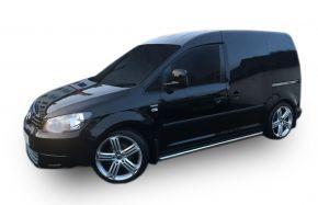 Boční nerezové rámy pro Volkswagen Caddy 2003-2015, 60,3 mm