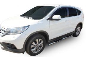 Boční nerezové rámy pro Honda CR-V 2012-2017