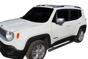 Boční nerezové rámy pro Jeep Renegade 2014-up