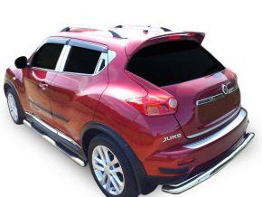 Boční nerezové rámy pro Nissan Juke 2010-2014 / 2014-2019