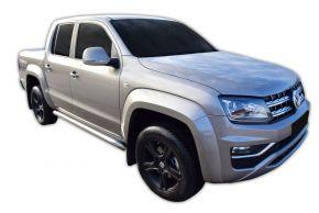 Boční nerezové rámy pro Volkswagen Amarok 2010-2016, 2016-up