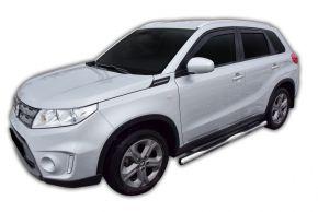 Boční nerezové rámy pro Suzuki Vitara 2015-up